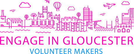 Engage in Gloucester Logo